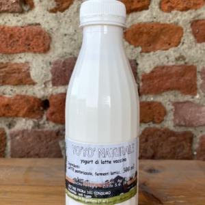 Yogurt Naturale  500ml