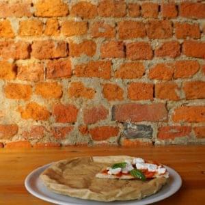 Base Pizza Cotta A Vapore 400g (2 Pezzi)