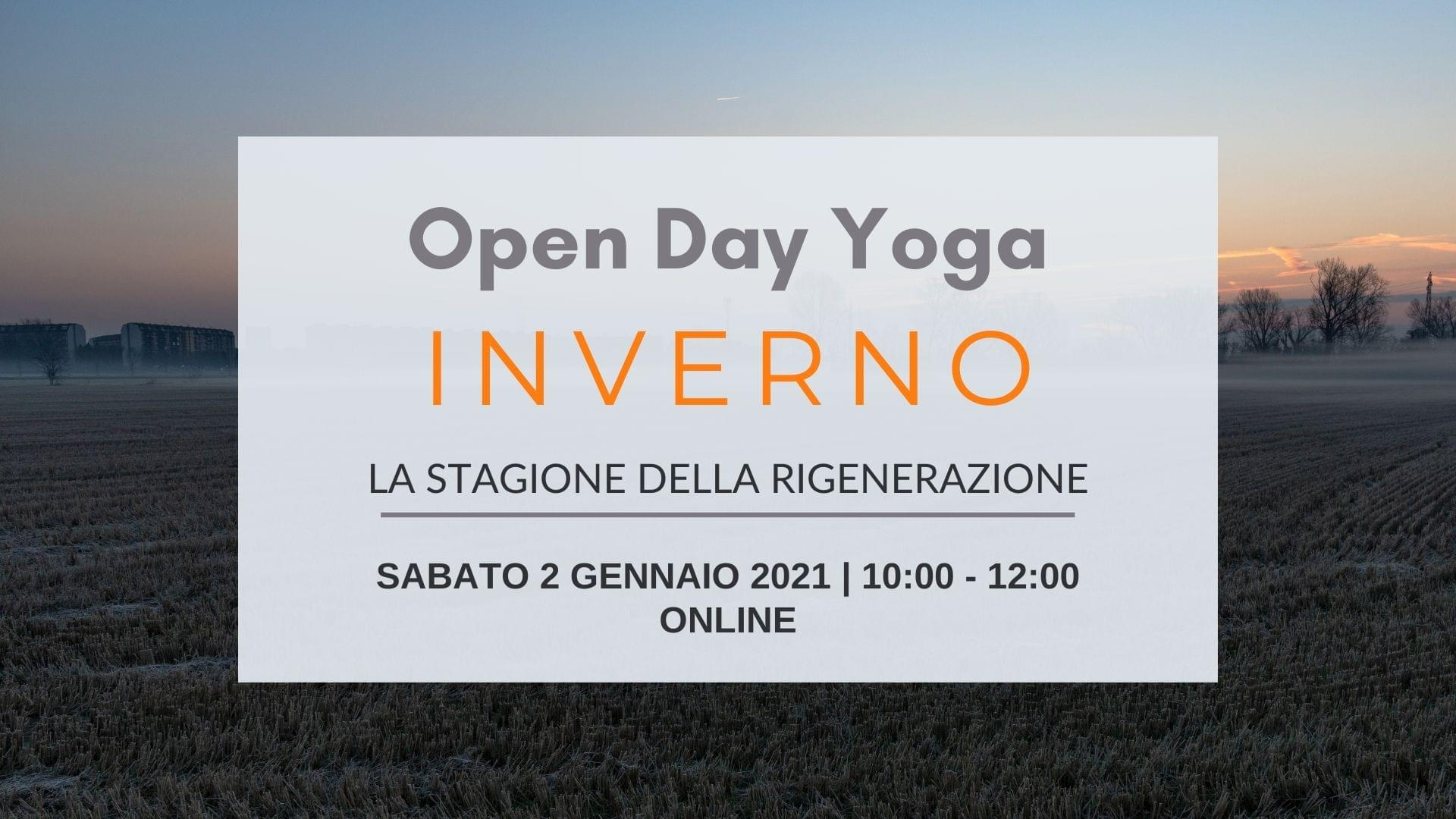 Open Day Yoga - Yoga In Fattoria