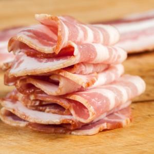 Bacon Vaschetta 150 G